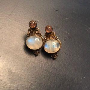 Jewelry - Vintage antique earrings